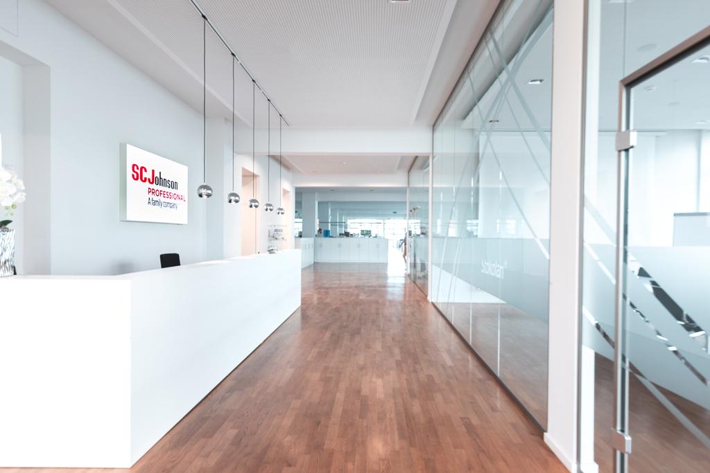 Büroräumlichkeit Mies Van der Rohe Business Park in Krefeld