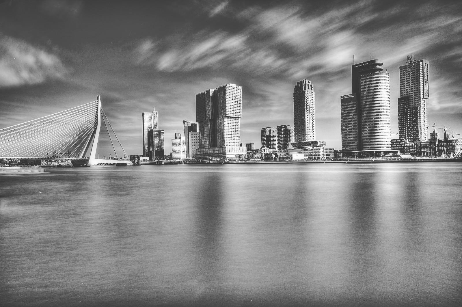Rotterdam Architekturaufnahme