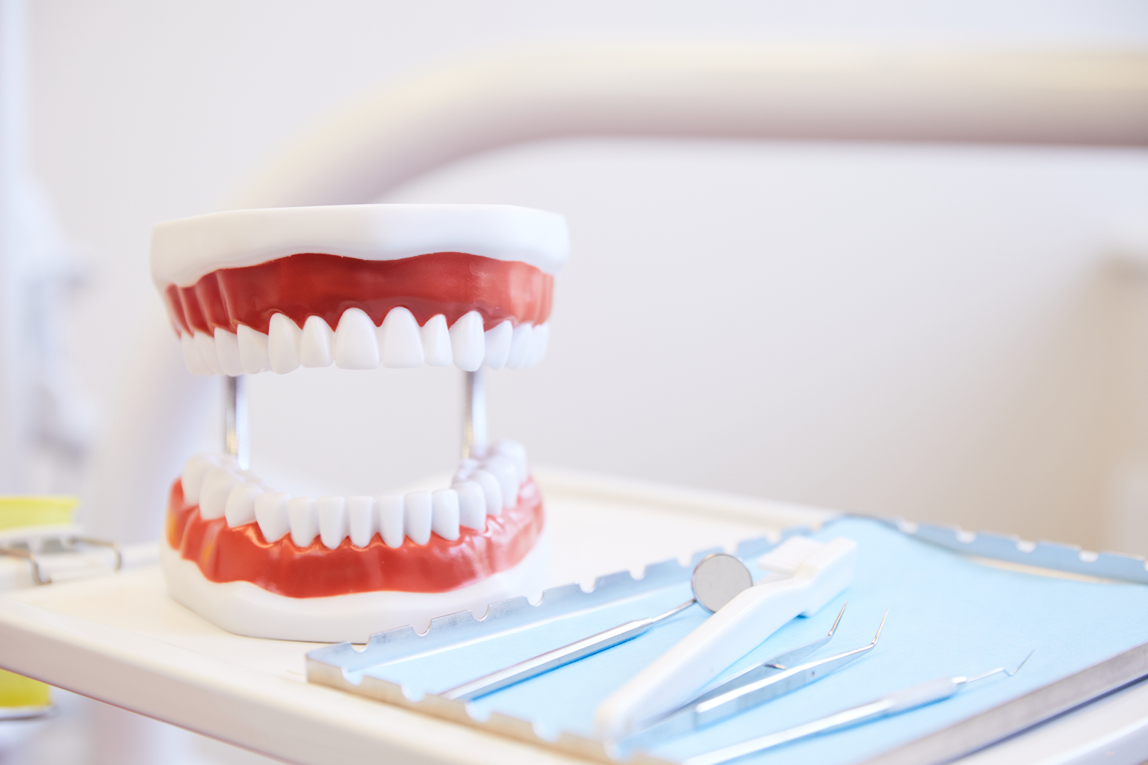 Zahnarztpraxis Innenaufnahmen